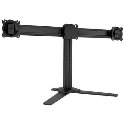 "Jestik, Inc. Chief K3F310B Kontour K3 Triple Monitor Stand up to two 30"" or 3 27"" Screens"
