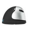 Jestik Mouse Jestik HE Vertical Mouse Large Above 185mm, Right Handed, Wireless 500-2500 DPI, Plus Micro Fiber