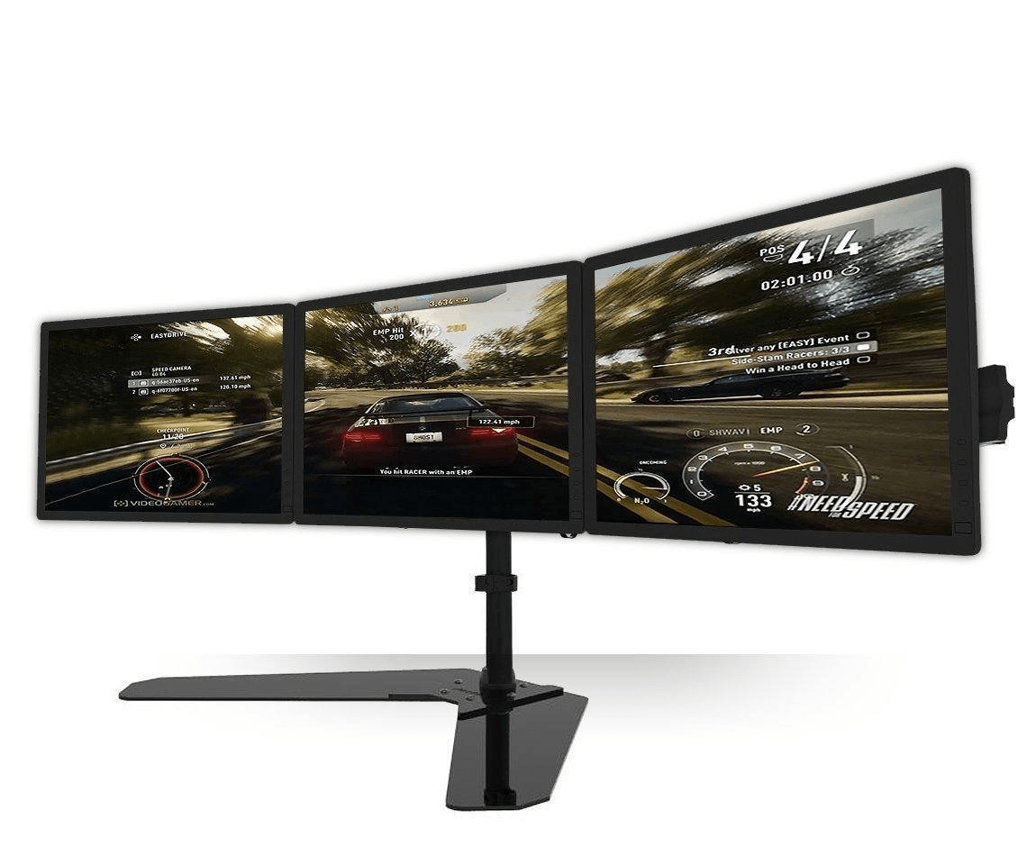 Triple Monitor Stands and Mounts Online