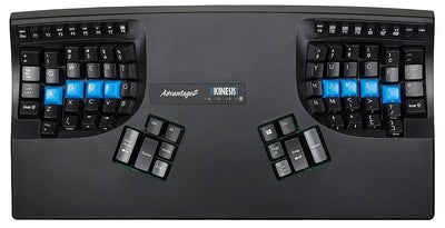 Kinesis Keyboard Kinesis Advantage2 Ergonomic Keyboard KB600 Free 2nd Day Air Shipping