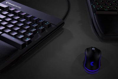 Kinesis Keyboard Kinesis Freestyle Edge RGB Gaming Split Keyboard