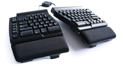 Matias Wired Keyboard Matias Ergo Pro for Mac, Low Force Edition