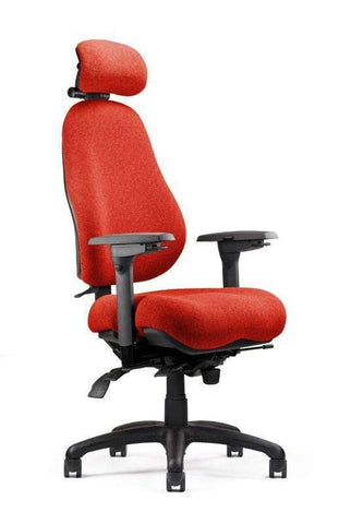 Neutral Posture Medium Seat /Moderate Contour High Back Ergonomic Chair NPS8600