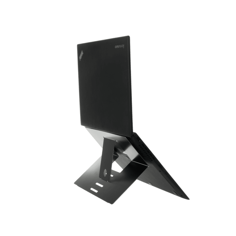 R-Go Riser Attachable Laptop Stand, integrated, adjustable