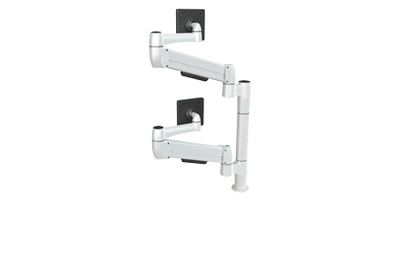 SpaceCo Two-Tier Arm VESA / PLATINUM SpaceCo SpaceArm Single Two-Tier Arm