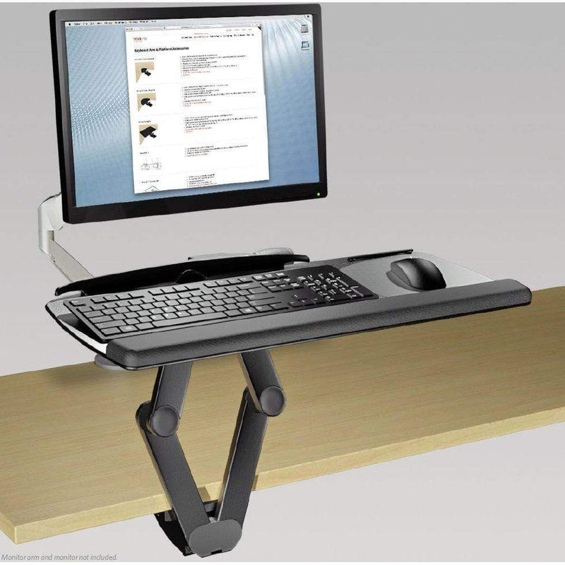 "Workrite Keyboard Arm 17"" Workrite S2S Ultrathin System"