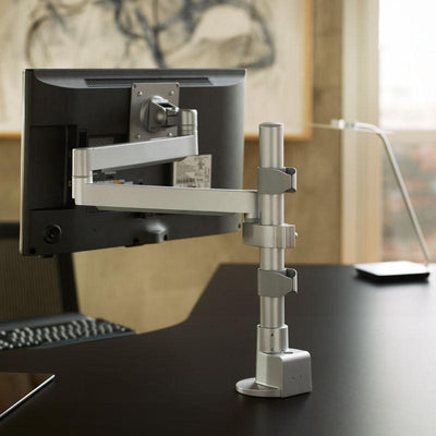 Workrite Single Monitor Arm None / None Workrite Conform Single Static Monitor Arm