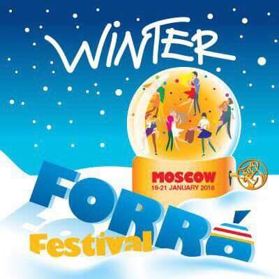 Winter Forro festival _ Moscow