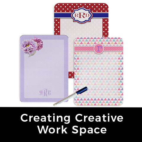 Creating Creative Work Space
