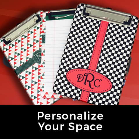 Personalize Your Space