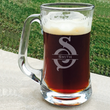 Glass Beer Mugs and Sets $17.95 - $107.95