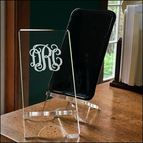 Personalized Phone Stand