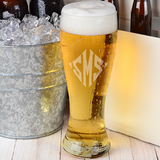 Beer Pilsner Glasses and Sets $17.95-$107.95