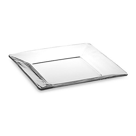 Basic Square Glass Plate