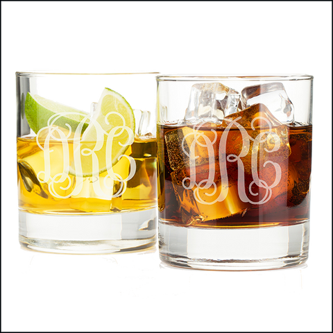 Rocks Glasses and Sets $17.95 - $107.95