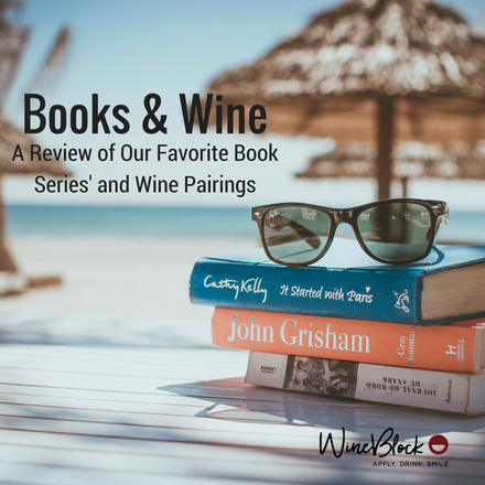 Our Favorite Book Series' & Wine