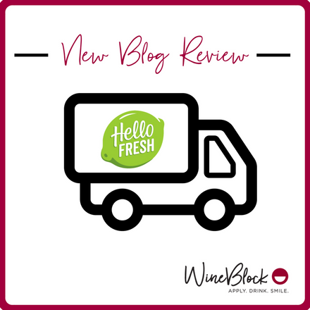 Blog Review – Hello Fresh Meal Delivery