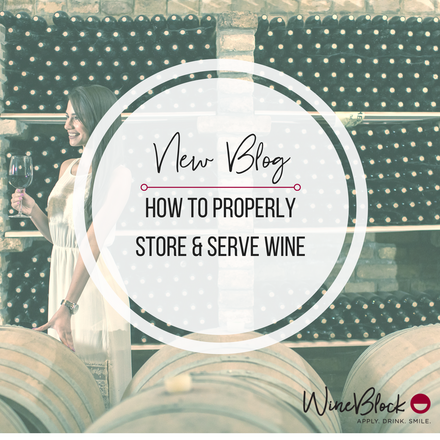 How to Properly Store and Serve Wines: Mystery Solved