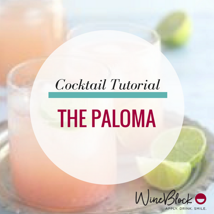 Our Cocktail of Choice for Late Summer/Early Fall – The Paloma