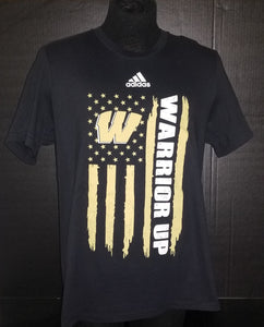 Warrior Up Short Sleeve Tee