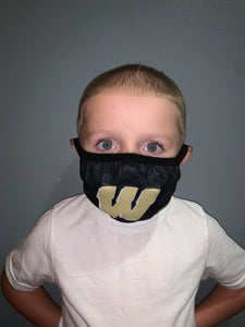 Warrior Youth Face Coverings