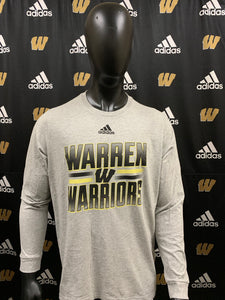 YOUTH Amplifier Warren Warriors Long Sleeve Tee