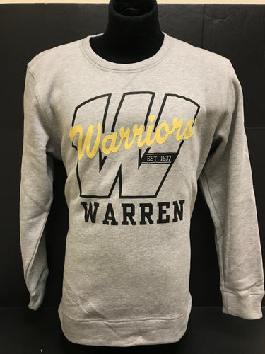 Warrior Crew Neck