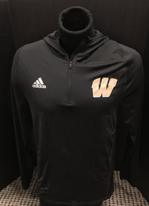 Training Hoodie Men's-Black