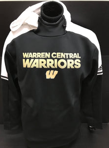 Warren Central Warriors Hoodie-White