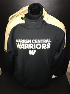 Warren Central Warriors Hoodie-Sand