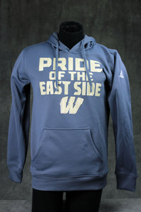 Pride of the East Side Hoodie-Onix