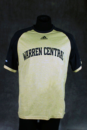 Warren Central - Modern Varsity Player Crew Sand