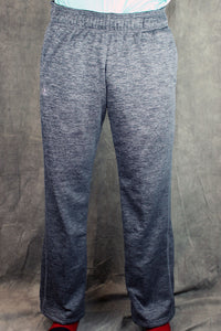 Women's Sweatpants--Black Heathered