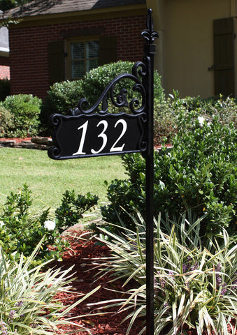 Featured Reflective Address Signs