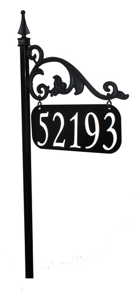 Annandale Super Reflective Address Sign