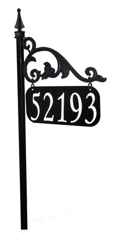 Annandale Super Reflective Address Sign - Try It For 30 Days Before Paying