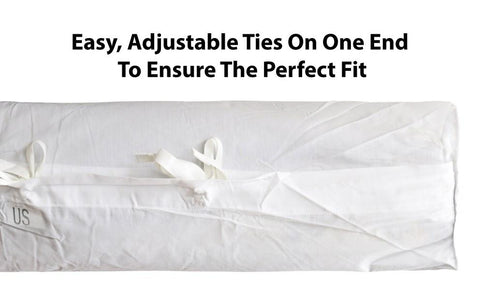 USA Made Twin XL Zipperless Complete Mattress Encasement