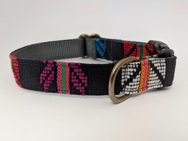 Arrow Weave Collar