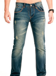Dark denim - Jeans for Men