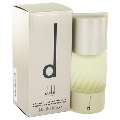 D by Alfred Dunhill Eau De Toilette Spray 3.4 oz - Miaimi perfume and cologne @ 123fragrance.net-Brand name fragrances, colognes, perfumes, shopping made easy - 2