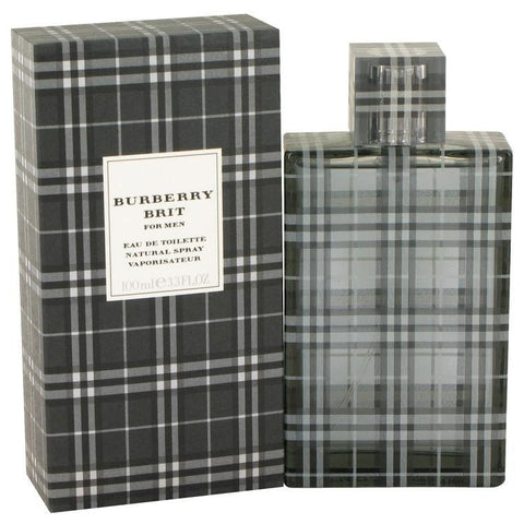 Burberry Brit by Burberry Eau De Toilette Spray 3.4 oz - Miaimi perfume and cologne @ 123fragrance.net-Brand name fragrances, colognes, perfumes, shopping made easy - 2