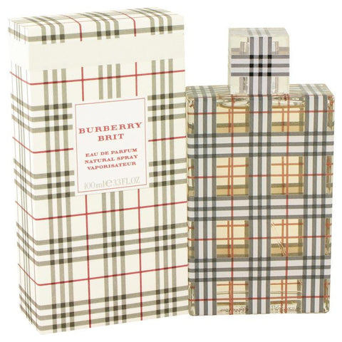 Burberry Brit by Burberry Eau De Parfum Spray 3.4 oz - Miaimi perfume and cologne @ 123fragrance.net-Brand name fragrances, colognes, perfumes, shopping made easy - 2