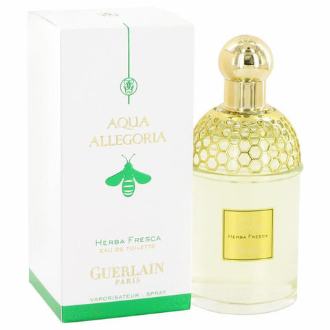 AQUA ALLEGORIA HERBA FRESCA by Guerlain Eau De Toilette Spray 4.2 oz - Fragrances for Women - 123fragrance.net