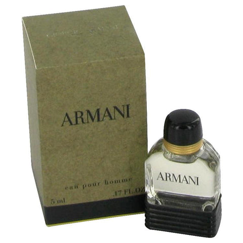 ARMANI by Giorgio Armani Mini EDT .24 oz - Fragrances for Men - 123fragrance.net