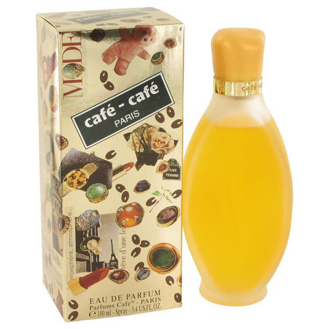 Cafe - Cafe by Cofinluxe Eau De Parfum Spray 3.4 oz - Miaimi perfume and cologne @ 123fragrance.net-Brand name fragrances, colognes, perfumes, shopping made easy - 2