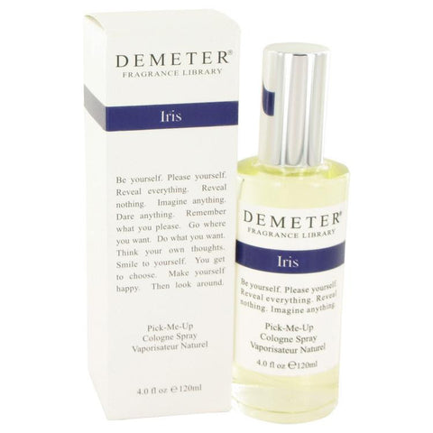 Demeter by Demeter Iris Cologne Spray 4 oz - Miaimi perfume and cologne @ 123fragrance.net-Brand name fragrances, colognes, perfumes, shopping made easy