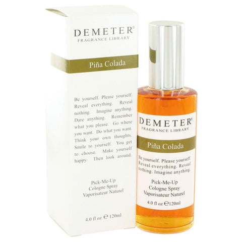 Demeter by Demeter Pina Colada Cologne Spray 4 oz - Miaimi perfume and cologne @ 123fragrance.net-Brand name fragrances, colognes, perfumes, shopping made easy - 2