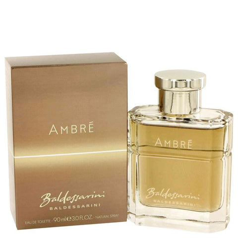 Baldessarini Ambre by Hugo Boss Eau De Toilette Spray 3 oz - Miaimi perfume and cologne @ 123fragrance.net-Brand name fragrances, colognes, perfumes, shopping made easy - 2