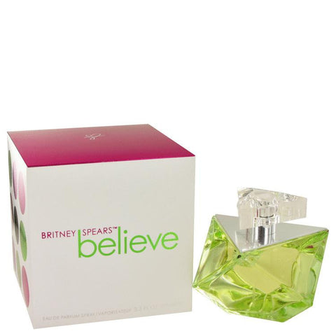 Believe by Britney Spears Eau De Parfum Spray 3.4 oz - Miaimi perfume and cologne @ 123fragrance.net-Brand name fragrances, colognes, perfumes, shopping made easy - 2