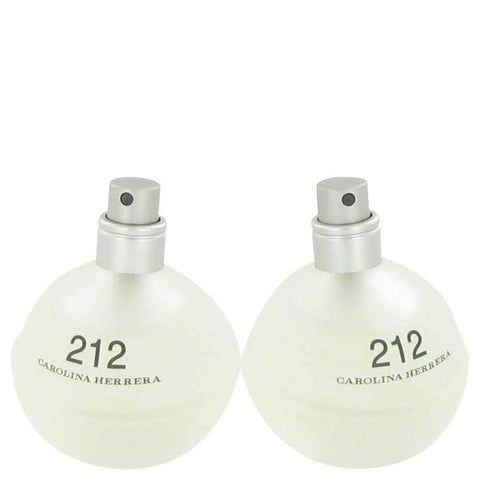 212 by Carolina Herrera Eau De Toilette Spray (Tester) 3.4 oz - Fragrances for Women - 123fragrance.net